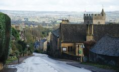 Bourton on the Hill, Glos., Cotswolds