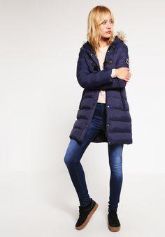Płaszcz zimowy - dark blue - Zalando.pl