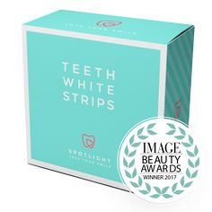 Spotlight teeth whitening strips are an easy to use at home teeth whitening system. They contain hydrogen peroxide, making them an effective way to brighten your smile.