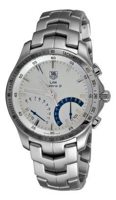 TAG Heuer Link Calibre S Automatic Chronograph Model CJF7111.BA0592