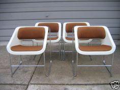 Chair _ Artopex _ Lotus _ Paul Boulva - 1981 1976