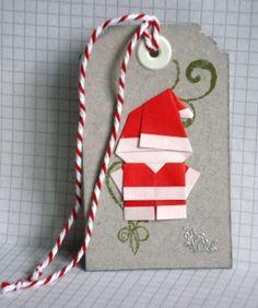 Visačka na vianočné darčeky 2015