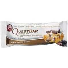 Quest Nutrition Chocolate Chip Cookie Dough Riegel 60 g