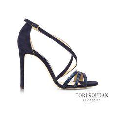 For #classy feet.  #CherylSandal #ToriSoudan #FallWinter2017