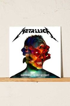 Metallica - Hardwired... To Self-Destruct LP