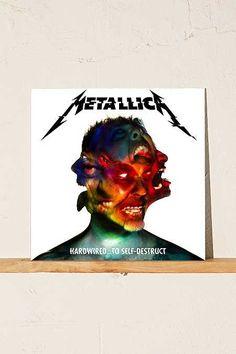 Metallica - Hardwired... To Self-Destruct LP