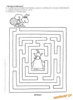 Preschool Writing, Kindergarten Reading, Preschool Worksheets, Preschool Activities, Dots And Boxes, Word Ladders, Mazes For Kids, Magic Squares, Pre Writing