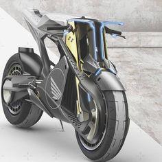 Motor bike sketch concept cars ideas for 2019 Concept Motorcycles, Cool Motorcycles, Futuristic Motorcycle, Futuristic Cars, Bike Style, Motorcycle Style, Bike Sketch, E Mobility, Motorbike Design