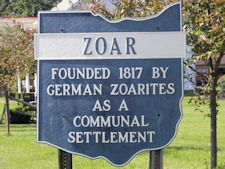 Zoar, OH (Lived here 6 months)