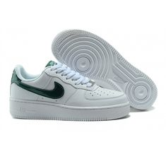 low priced de878 d689c Best Nike Air Force 1 Low Mens Womens - White Green for Sale.