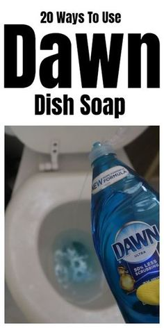 Dawn dish soap household and cleaning tips, tricks, and hacks. Household 20 Ways To Use Dawn Dish Soap Dawn dish soap household and cleaning tips, tricks, and hacks. Household 20 Ways To Use Dawn Dish Soap Cleaning Blinds, Bathroom Cleaning Hacks, Household Cleaning Tips, Deep Cleaning Tips, House Cleaning Tips, Diy Cleaning Products, Spring Cleaning, Cleaning Supplies, Cleaning Solutions