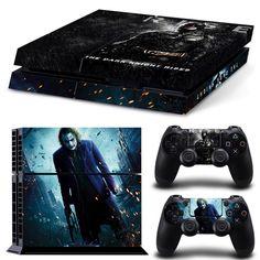 Alta Qualidade De Vinil Adesivo!  Compra com Mercado Livre ➽  http://produto.mercadolivre.com.br/MLB-782348477-novo-console-skins-ps4-37-modelo-batman-viny-ps4-2135-_JM  Compra com Paypal e PagSEGURO ➽  http://consoleskins.loja2.com.br/6788773--novo-Console-Skins-Ps4-37-Modelo-Batman-viny-ps4-2135-?keep_adding  sua compra segura! PagSeguro, Bcash e PayPal