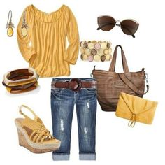 Charming Spring Outfits Ideas For Women summer outfits - New Hair Style Fashionista Trends, Fashion Trends, Fashion News, Summer Fashion Outfits, Spring Summer Fashion, Casual Outfits, Cute Outfits, Summer Outfits Women Over 40, Dress Casual