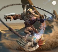 'Prehistoric Glaive' Skin Reveal! — Vainglory - The MOBA Perfected for Touch