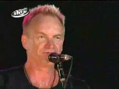The Police - Live In Rio - Don't Stand So Close to Me
