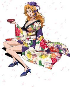 Bleach Anime, Bleach Fanart, Rangiku Matsumoto, Fairy Tail Gray, Bleach Characters, Chica Anime Manga, Manga Pages, Dope Art, One Piece Anime