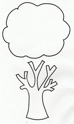 A nice story by Rita Sabatini … www. - New Deko Sites Quiet Book Templates, Quiet Book Patterns, Felt Patterns, Applique Patterns, Applique Quilts, Diy Busy Books, Diy Quiet Books, Animal Templates, Tree Templates