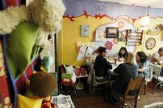 Blue Plate Special in South Orange: Secondhand decor, first-rate food