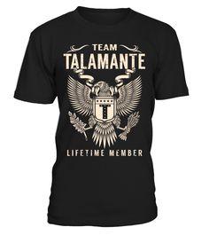 Team TALAMANTE - Lifetime Member