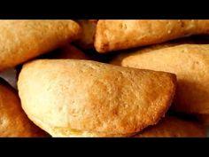 Εύκολα Τυροπιτάκια Κουρού! (Βίντεο) Sweets Recipes, Healthy Recipes, Healthy Food, Cheese Pies, Greek Recipes, Feta, Sweet Potato, Goodies, Bread