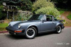 HistoriC Cars - Prodej Porsche 911 Carrera 1984