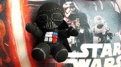 Un tierno Darth Vader
