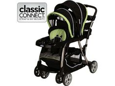 Ready2Grow™ Classic Connect™ LX Stroller, Odyssey™ - Graco