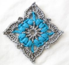 Check out the new free Motif of the Month. The Regal Diamond will look great in a triangle shawl, or turn it so it's a square and make a beautiful blanket. Download the pattern and watch the video ...
