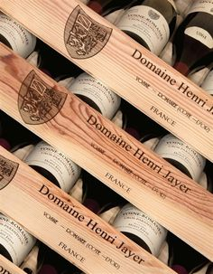 Wines from the private cellar of Henri Jayer