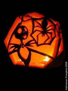 Click through to download this nursing jack o'lantern pattern ...