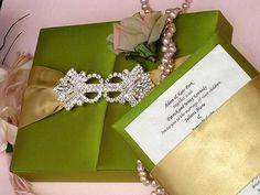 San Francisco elegant wedding invitations by Creative Designs by Mimi | YStudio Photography