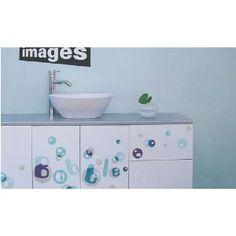 Kitchen Decals for Cabinets, Doors, Walls