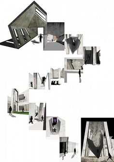 76 creative ways architectural collage - Creative Maxx Ideas Concept Board Architecture, Plans Architecture, Architecture Presentation Board, Architecture Graphics, Architecture Drawings, School Architecture, Interior Architecture, Architectural Presentation, Masterplan Architecture