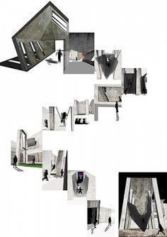 76 creative ways architectural collage - Creative Maxx Ideas Concept Board Architecture, Plans Architecture, Architecture Presentation Board, Architecture Graphics, Architecture Drawings, Architecture Portfolio, Interior Architecture, Architectural Presentation, Masterplan Architecture