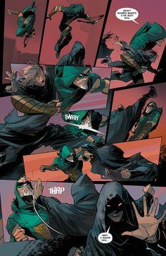 Green Arrow: Rebirth #1 art by Otto Schmidt