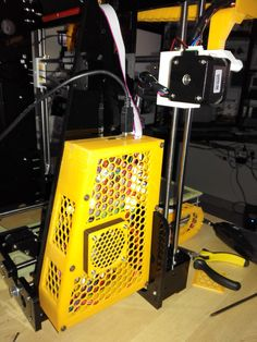 MOSFET wiring on A8 3D Printing Pinterest Wire
