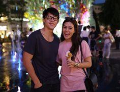Mark Prin, Thai Drama, Sweet Couple, Celebrity Couples, Couple Goals, Actors & Actresses, Real Life, Idol, Couple Photos