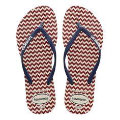 1e6323dadc17c Havaianas Slim Retrô - Azul - havaianas. wang Diego · Flip flops