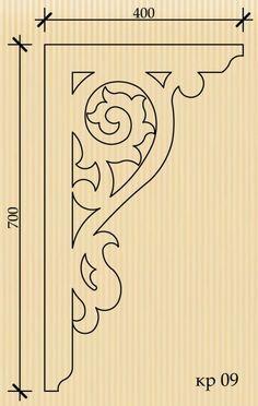 Каталог / Тульский узор Stencil for door or verandah corner trim ? Woodworking Patterns, Woodworking Plans, Woodworking Projects, Wood Crafts, Diy And Crafts, Wooden Corbels, Scroll Saw Patterns, Art Patterns, Cross Patterns