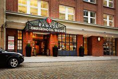 4-Sterne RAMADA Überseehotel Bremen