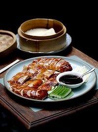 Sydney's best Peking duck pancakes