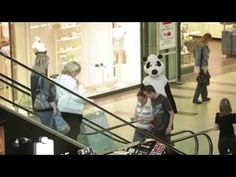 WWF - Pandas in the mall