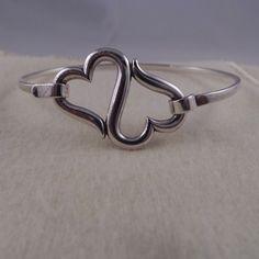 James Avery Heart to Heart Hook-On Bracelet from PawnBahn.com for $69.95 on Square Market