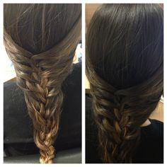@Rhaiana Goes braid