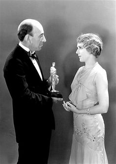 """Mary Pickford - Best Actress Oscar for """"Coquette"""" 1928-29"""