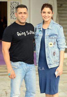 Sultan jodi Salman Khan and Anushka Sharma! via Voompla.com
