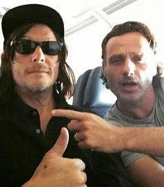 NY Norman & Andy