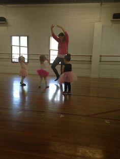 Our original Twinkling Twos program is specially designed for two-year-olds to introduce them to rhythms, songs, and creative movement and expression. This class includes elements of ballet, tap, and tumbling to prepare your child for our Preschool Combo class.