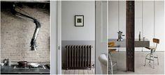Rakenne ja tekniikka Radiators, Home Appliances, Design, House Appliances, Radiant Heaters, Appliances