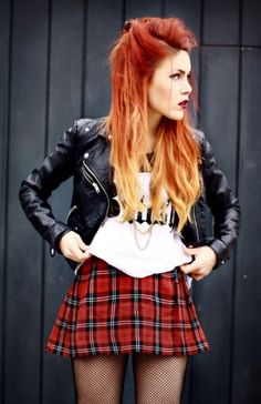 Grunge Up for Fall